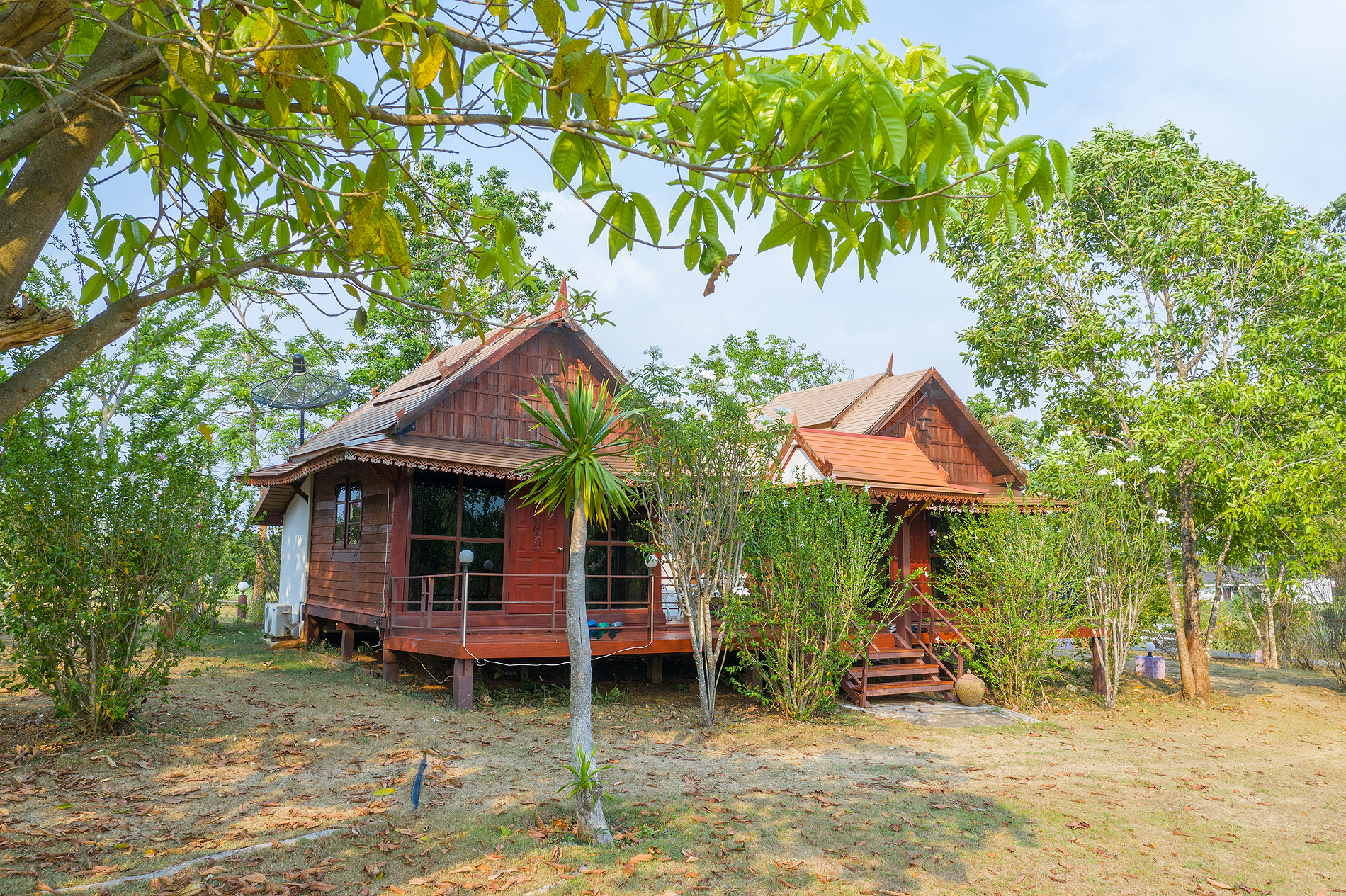 บ้านเรือนไทย 7 8
