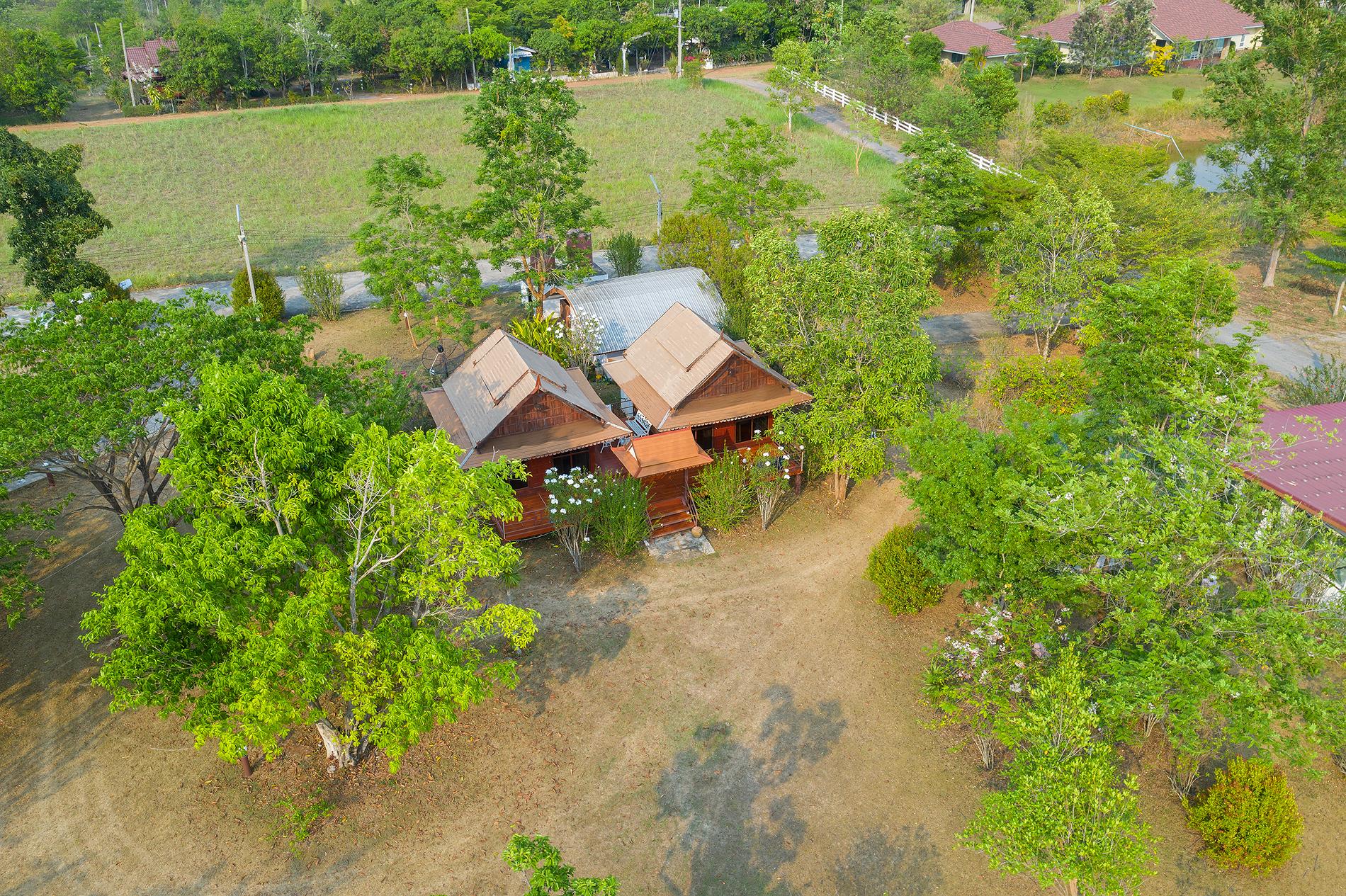 บ้านเรือนไทย 7-8 (ปิดปรับปรุงชั่วคราว)